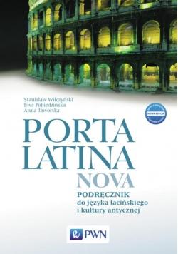 Porta Latina nova podr. + preparacje w.2015 PWN