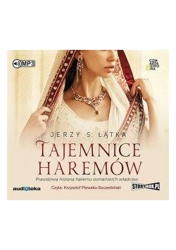 Tajemnice haremów audiobook wyd.2018