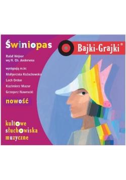 Bajki - Grajki. Świniopas CD