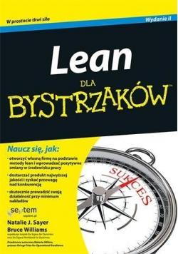 Lean dla bystrzaków. Wydanie II