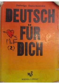 Deutsch fur Dich