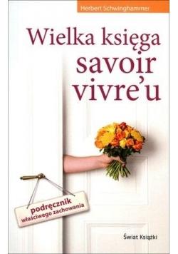 Wielka księga savoir vivre`u