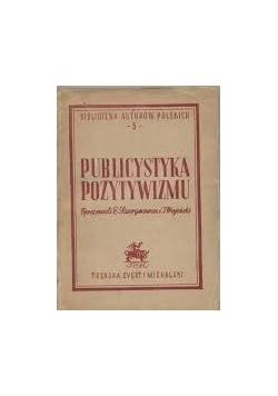 Publicystyka pozytywizmu, 1948 r.