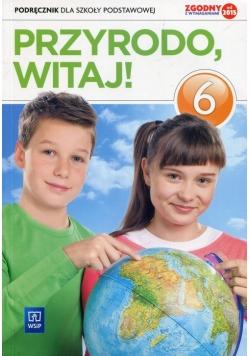 Przyrodo witaj 6 Podręcznik
