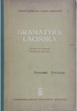 Gramatyka łacińska