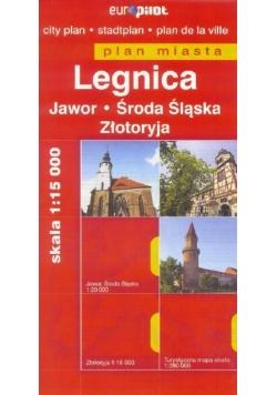 Plan Miasta EuroPilot. Legnica, Jawor BR
