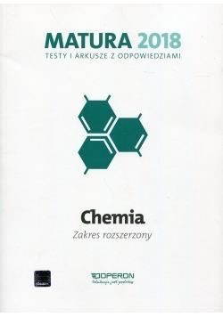 Matura 2018 Chemia Testy i arkusze z odpowiedziami Zakres rozszerzony