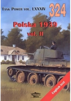 Polska 1939 vol. II. Tank Power vol. LXXXIV 324