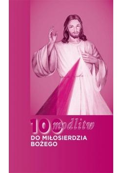 100 modlitw do Miłosierdzia Bożego