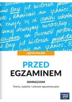 Przed egzaminem GIM J. polski NE