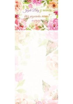 Notes z Magnesem - Jeżeli Bóg z nami - Kwiaty