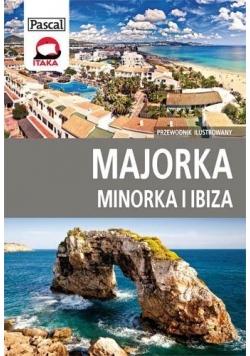 Przewodnik ilustrowany - Majorka, Minorka.. w.2015