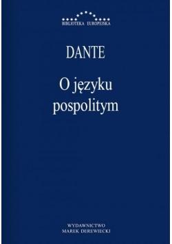 O języku pospolitym