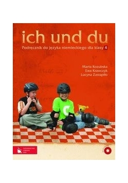 Ich und du 4 Podręcznik do języka niemieckiego z płytą CD