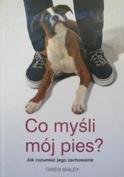 Co myśli mój pies?
