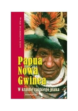 Papua Nowa Gwinea w krainie rajskiego ptaka