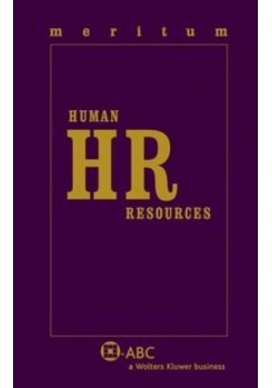 Meritum. Human Resources