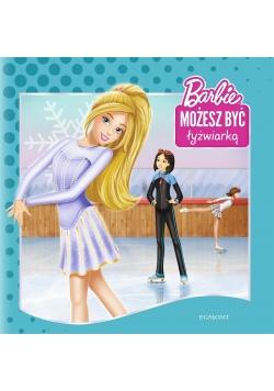 Barbie. Możesz być łyżwiarką