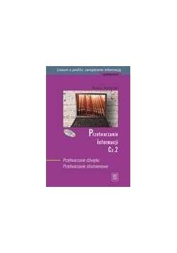 Przetwarzanie informacji cz.2 podr CD Gratis WSiP