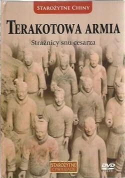 Terakotowa Armia - strażnicy snu cesarza , płyta DVD