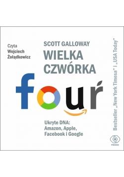 Wielka czwórka audiobook