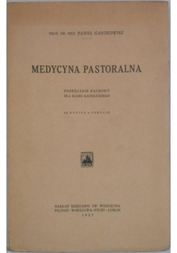 Medycyna pastoralna, 1927 r.