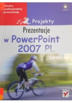 Prezentacje w PowerPoint 2007 PL