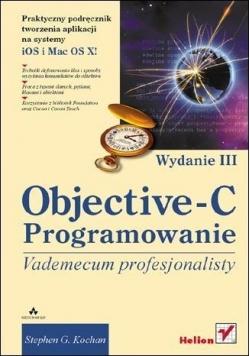 Objective-C. Vademecum profesjonalisty wyd. III