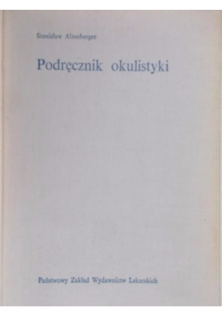 Podręcznik okulistyki