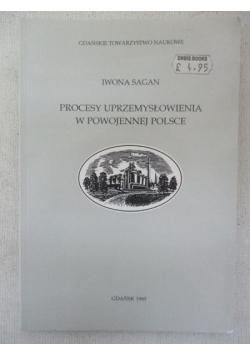 Procesy uprzemysłowienia w powojennej Polsce