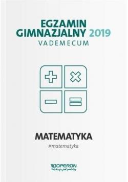 Vademecum 2019 GIM Matematyka OPERON