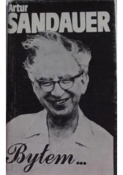 Sandauer Artur - Byłem...
