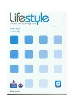Lifestyle Elementary Workbook + CD