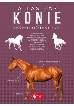 Konie. Atlas ras w.2018