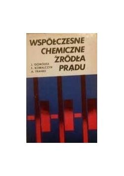 Współczesna chemia źródła prądu