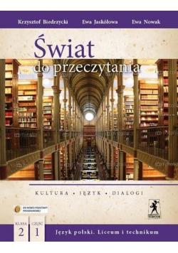 J.Polski LO Świat do przeczytania 2/1 w.2013 NPP
