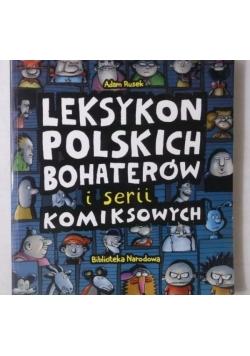 Leksykon polskich bohaterów i serii komiksowych