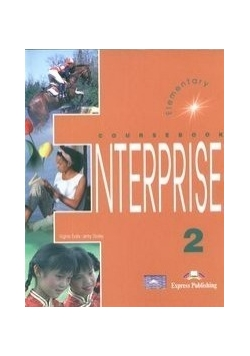 Enterprise 2 Elementary Coursebook
