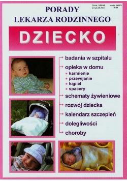 Dziecko Porady lekarza rodzinnego