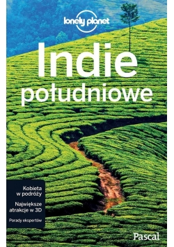 Lonely Planet. Indie Południowe PASCAL