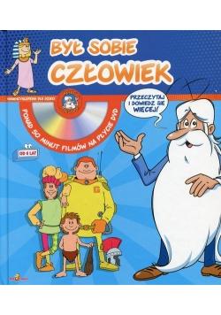 Był sobie człowiek Miniencyklopedia dla dzieci