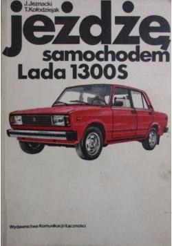 Jeżdżę samochodem Lada 1300s