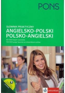 Słownik praktyczny angielsko-polski, polsko-ang.