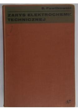 Zarys elektrochemii technicznej