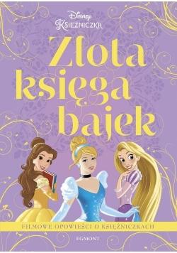 Filmowe opowieści o księżniczkach. Złota księga bajek