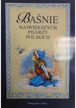 Leżeńska Katarzyna (opr.) - Baśnie największych pisarzy polskich