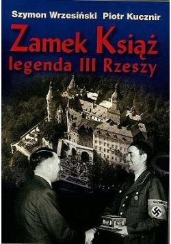 Zamek Książ legenda III Rzeszy + CD
