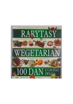 Rarytasy wegetarian 100 dań z całego świata