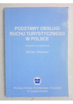 Podstawy obsługi ruchu turystycznego w Polsce