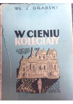 W cieniu kolegiaty, 1939 r.